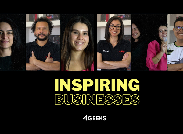 "Introducing ""Inspiring Businesses"""