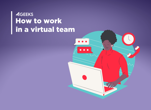 How To Work In A Virtual Team